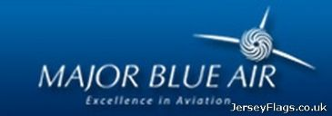 Major Blue Air  (Botswana)